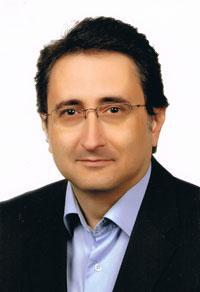 Ertugrul Yilmaz, Leiter der Niederlassung in der Türkei