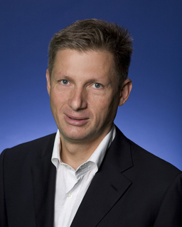 Andreas König, Senior Vice President and General Manager EMEA, NetApp