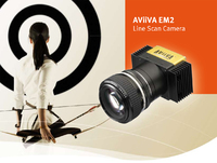 Machine-Vision Inspection has never been so accurate - e2v raises the bar in the world of line scan cameras with the new AViiVA EM2 and EM4
