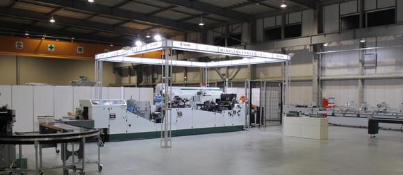 Technological solutions for envelope production, printing and inserting at a glance