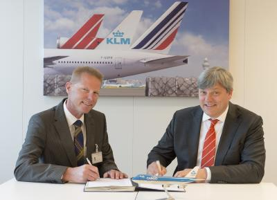 Lödige Industries opens up third dimension for new cargo sorting system for KLM Cargo at Amsterdam Airport