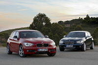 The new BMW 1Series, Sport and Urban Line (06/2011)