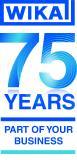 Die WIKA Alexander Wiegand SE & Co. KG begeht in diesem Jahr ihr 75-jähriges Bestehen