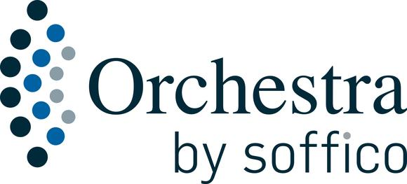 Orchestra by Soffico Logo