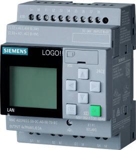 Durch die Cloud-Anbindung im LOGO! 8.3 von Siemens werden Anlagedaten dort gespeichert, wo immer es gewünscht ist. © Siemens