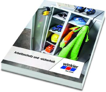 Neuer Katalog Arbeitsschutz und Sicherheit