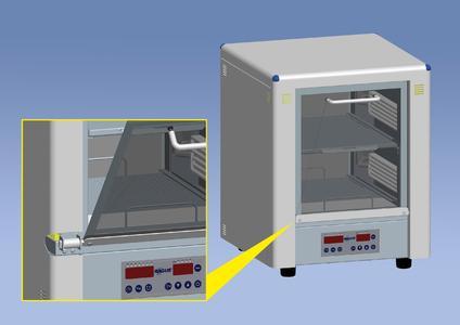 Rotationsbremse von ACE erhöht die Sicherheit für das Bedienpersonal und schützt vor Bruch und Beschädigungen am Gerät Bearbeitung: plus2 GmbH