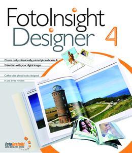 FotoInsight Designerprogram för att designa CEWE-FOTOBÖCKER