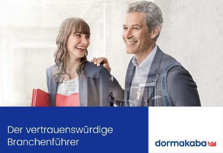 Aus Kaba GmbH wird dormakaba Deutschland GmbH