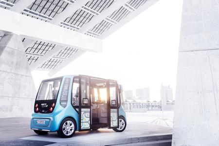 """A.T. Kearney entwirft flexibles Geschäftsmodell für serienreifes Fahrzeugkonzept """"microMax"""""""