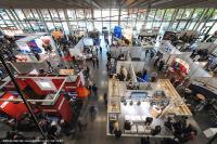 Die Ausstellungsfläche im Forum Messe Frankfurt ist in 2019 dreimal so groß wie zum Vorjahr in Aschaffenburg