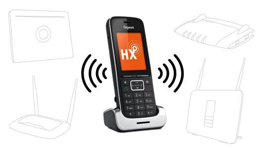 Gigaset HX Routermobilteile