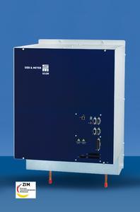 Der neue Multilevelumrichter SD2M von SIEB & MEYER ist für motorische und generatorische Hochgeschwindigkeits- Anwendungen mit hohen Ausgangsleistungen konzipiert