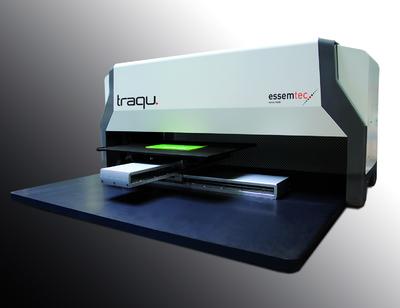 Traqu von Essemtec: Fast so hoch auflösend wie ein REM, funktioniert aber auch auf nicht-leitenden Oberflächen.
