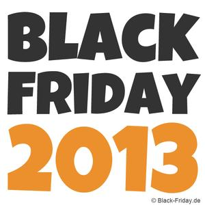 Black Friday 2013 Logo