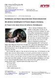 [PDF] Pressemiteilung: Stoßdämpfer und Federn überprüfen beim Winterreifenwechsel