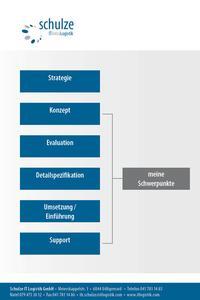 Schwerpunkte Schulze IT Logistik GmbH
