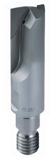 Die leicht einschraubbaren Fräsköpfe der  JEL®  PKD Einschraubfräser sind einzigartig in diesem Werkzeugsegment