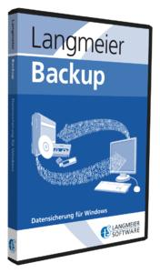 Die neue Langmeier Backup Version 8 ist Windows 8 fähig, kann bootfähige Speichermedien erstellen und ist dank seiner selbsterklärenden Menüs intuitiv zu bedienen