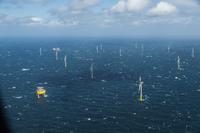 Offshore-Windpark Global Tech I geht in Betrieb
