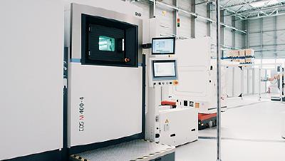 Aufwind für industriellen 3D-Druck