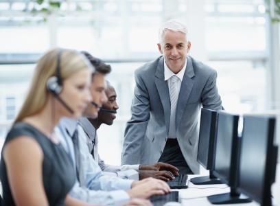 Sprachanalyse für optimierte Kundenkommunikation / Foto: ASC