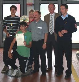FF Ebenhausen gewinnt Leistungsmarsch der Jugendfeuerwehren