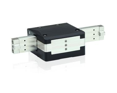 Faster, more powerful, and more durable piezo walking drive, e.g., for precision positioning of larger optics, detectors or camera set-ups in industrial applications (Source: PI)