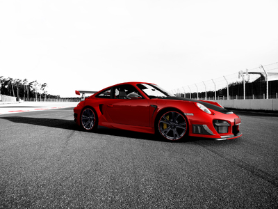 TECHART GTStreet RS based on the Porsche 911 GT2 RS