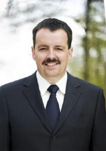 Seregi Barnabás, generalni direktor mađarksog SWISS KRONO Kft. (Izvor slika: SWISS KRONO)