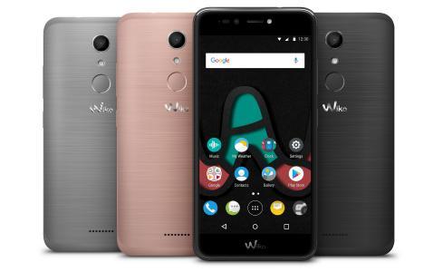 Wiko U PULSE LITE allcolors compo MWC2017