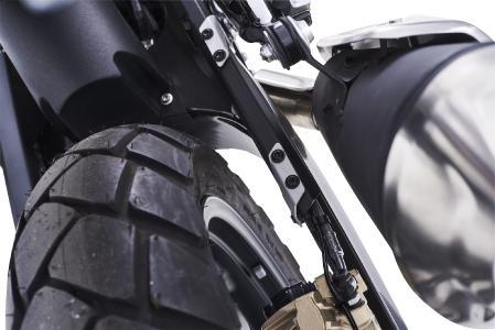 Wunderlich Brake Line Protector (Rear)