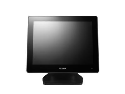 Verbessertes Touchsystem mit kapazitivem Touchscreen und VESA Option