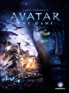 Die Cover-Illustration für James Cameron´s Avatar - The Game stammt aus dem Hause Ars Thanea
