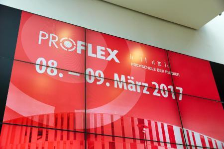 ProFlex 2017: Treffpunkt der Flexo- und Verpackungsbranche in der Hochschule der Medien in Stuttgart / Quelle: DFTA Flexodruck Fachverband e.V.