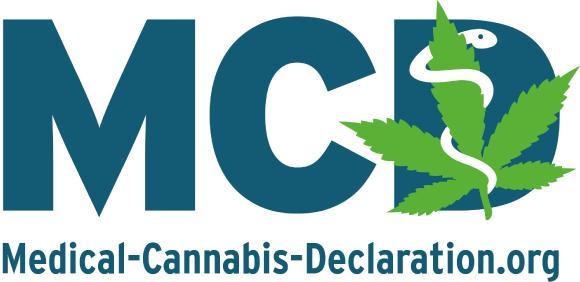 Medical Cannabis Declaration (MCD) Logo