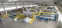 Existing continuous homogenizing plant at Hammerer Aluminium in Romania