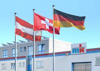 mk baut D/A/CH-Präsenz aus − Aus E-M-M-A wird mk Austria, aus Promec wird mk Swiss