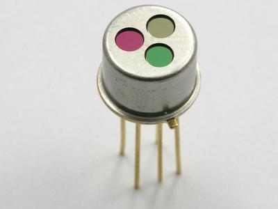 Pyroelektrische 3 Kanal Detektoren