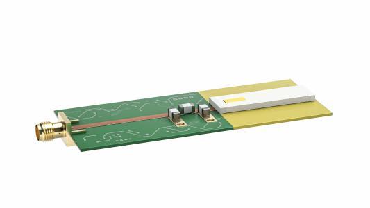 WE-MCA: kompakte SMT-bestückbare Vielschicht-Chipantennen aus LTCC, Bildquelle: Würth Elektronik