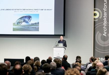 Amandus Sattler, Allmann Sattler Wappner Architekten GmbH, München / Foto: Brillux