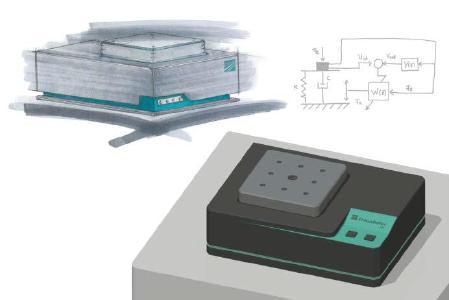 Vom Konzept zum Prototypen – Programmierbare mechanische Hardware-in-the-Loop-Schnittstelle zur Funktionsvalidierung und Zuverlässigkeitsanalyse komplexer Systeme.Foto: Fraunhofer LBF