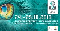 Embedded Vision Europe 2019 (eVe) Conference presents final Program