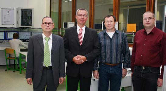 Rittal sponsert Gehäusetechnik für Hochschule Bochum