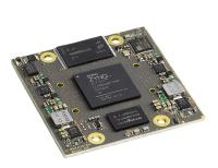 The Enclustra Mercury ZX5 is a complete system on module based on the Xilinx Zynq 7000 SoC. (picture: Enclustra)