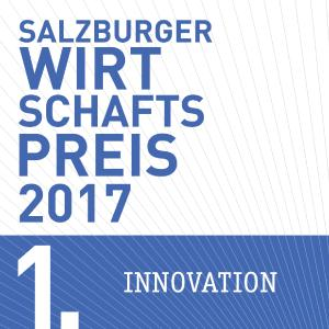 "First place for W&H in the ""Innovation"" category at this year's Salzburg Business Prize / Photo: WKS"