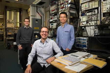 ibm stores data on the worlds smallest magnet an atom