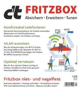 Titelblatt c't Fritzbox