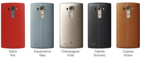 LG G4 Fashion Edition