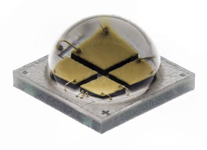 MSC Technologies bietet XLamp XM-L2 EasyWhite LED von Cree mit 38 % mehr Leistung an